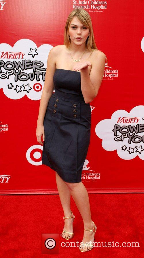 Aimee Teegarden Target Presents Variety's Power Of Youth...