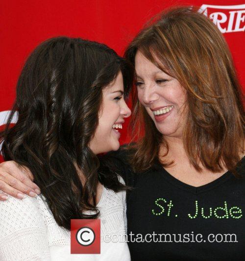 Selena Gomaz and Marlo Thomas  Target Presents...