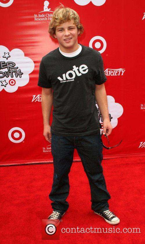 Jonathan Lipnicki   Target Presents Variety's Power...
