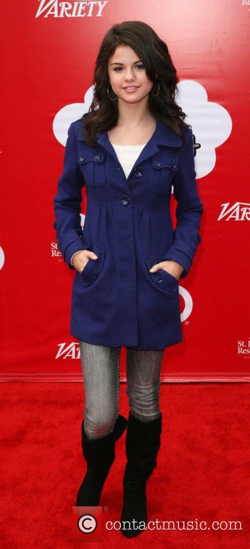 Selena Gomaz   Target Presents Variety's Power...