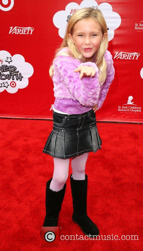 Kaylee Dodson Target Presents Variety's Power Of Youth...