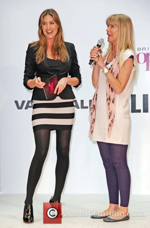 Lisa Snowdon, Huggy Ragnarsson Britain's Next Top Model...