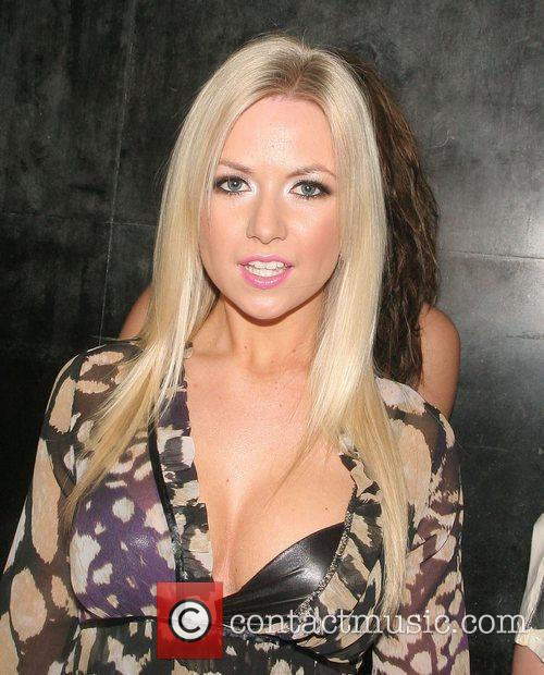 Chelsea White at the Neon Management Launch at...