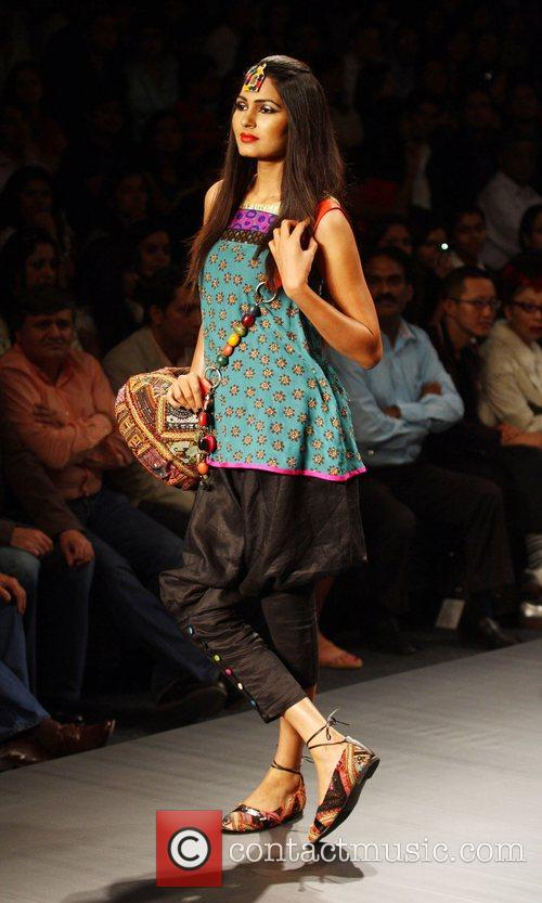 Wills Lifestyle India Fashion Week S/S 2012