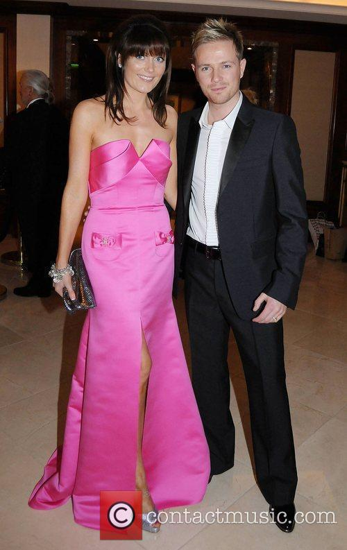 Georgina Byrne, Nicky Byrne The VIP Style Awards...