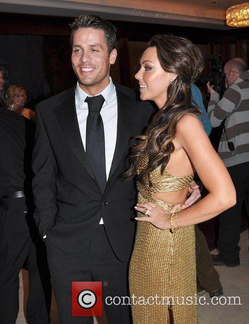Hugh Hanley, Michelle Heaton The VIP Style Awards...