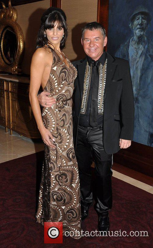 Martha Christie, Michael Doyle The VIP Style Awards...