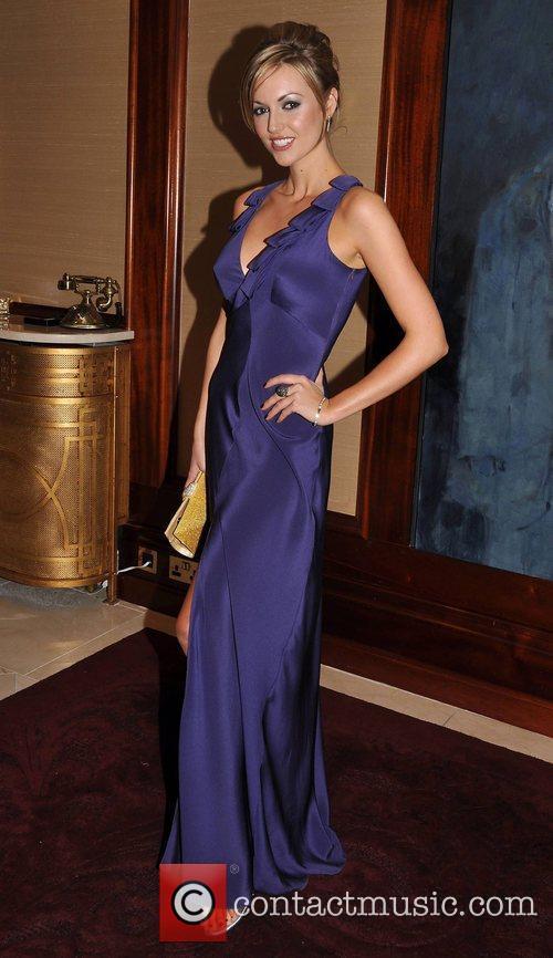 Rosanna Davison The VIP Style Awards at The...