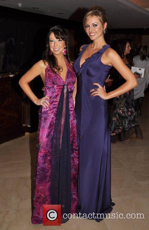 Veronica Ryan, Rosanna Davison The VIP Style Awards...