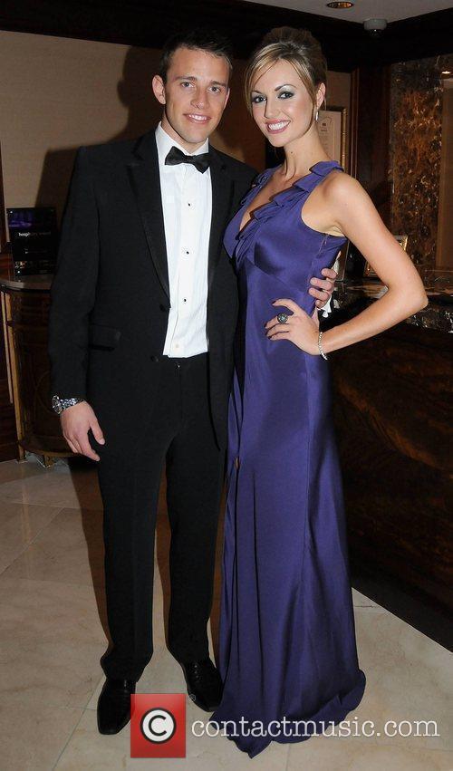 Wesley Quirke, Rosanna Davison The VIP Style Awards...