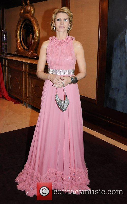 Yvonne Keating The VIP Style Awards at The...