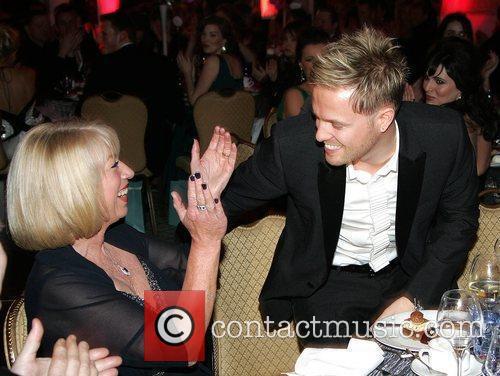 Anna Doyle applauds Nicky Byrne The VIP Style...