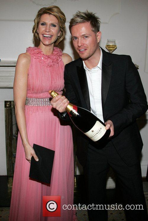 Yyvonne Keating and Nicky Byrne The VIP Style...