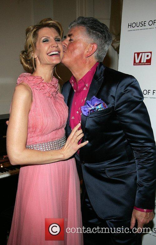 Yyvonne Keating and Noel Cunningham The VIP Style...