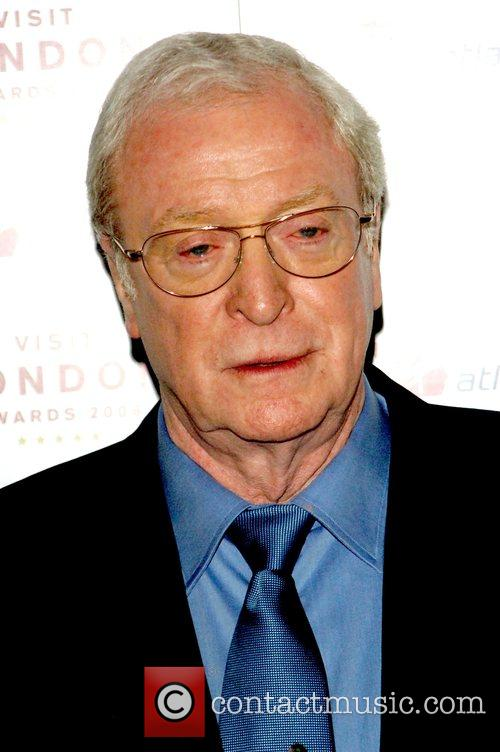 Sir Michael Caine is presented the London's Favourite...
