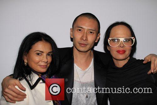 Mary Boone, Terrence Koh and Kembra Pfahler Vito...