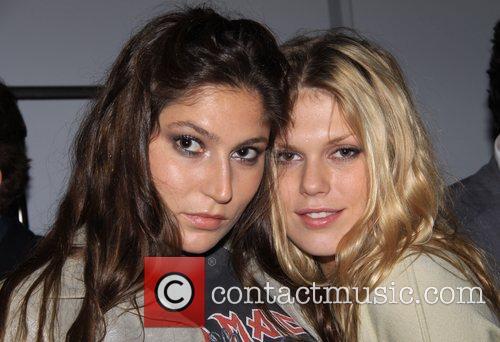 Stella Schnabel and Theodora Richards Vito Schnabel and...