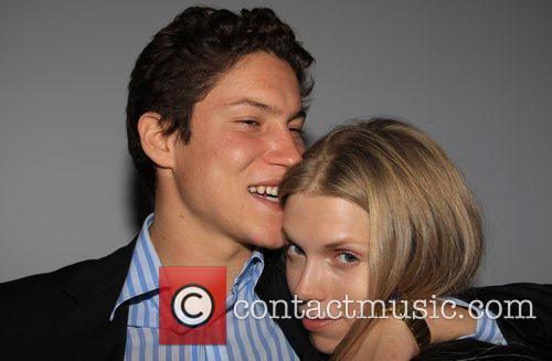 Vito Schnabel and Theodora Richards Vito Schnabel and...