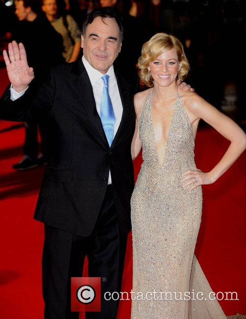 Oliver Stone and Elizabeth Banks 4