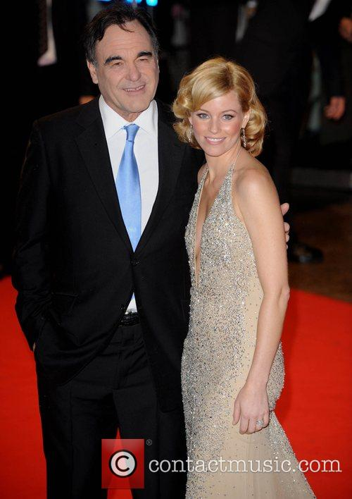 Oliver Stone and Elizabeth Banks 8