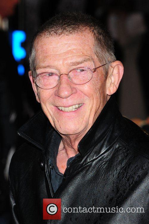 John Hurt UK Premiere of 'W.' held at...