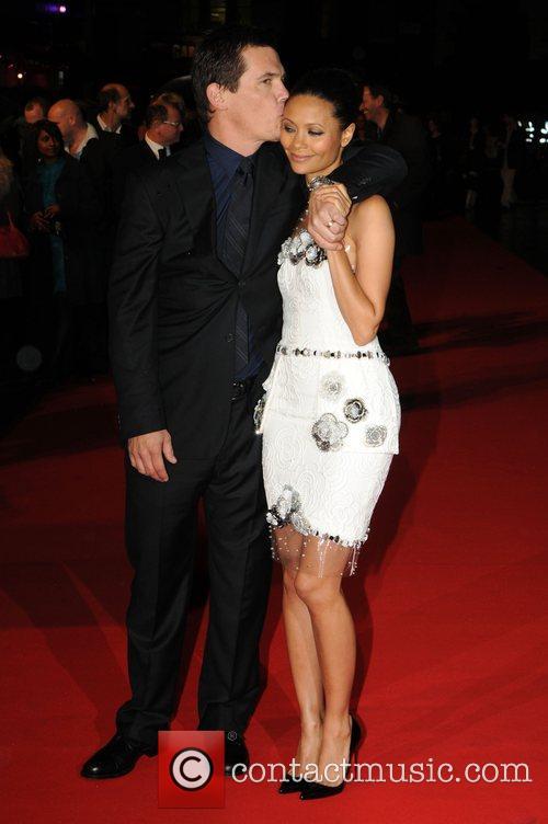 Josh Brolin and Thandie Newton 8