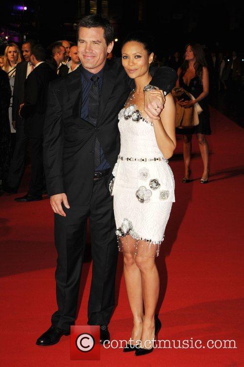 Josh Brolin and Thandie Newton 7