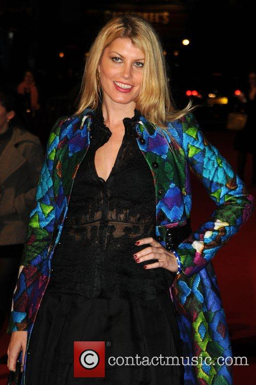Meredith Ostrom UK Premiere of 'W.' held at...