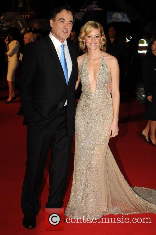 Oliver Stone and Elizabeth Banks 10