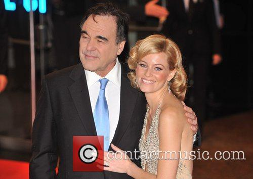 Oliver Stone and Elizabeth Banks 1