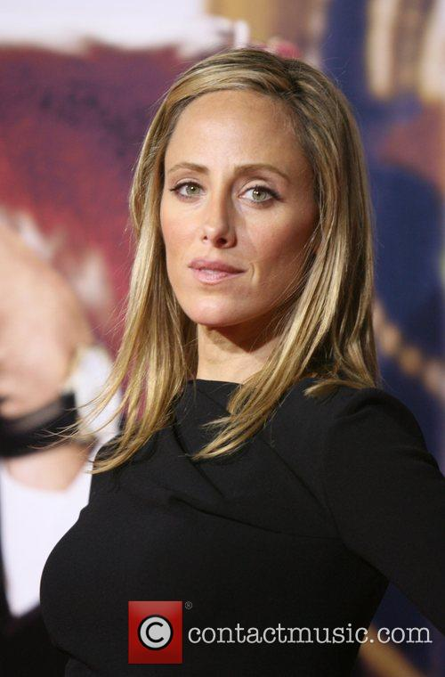 Kim Raver New York Premiere of 'W.' at...