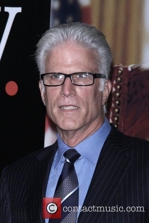 Ted Danson New York Premiere of 'W.' at...