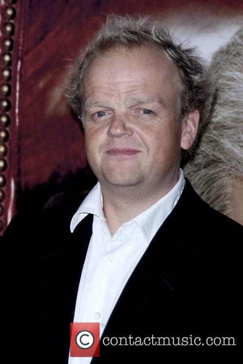 Toby Jones New York Premiere of 'W.' at...