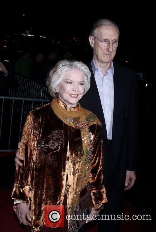 Ellen Burstyn, James Cromwell, Ziegfeld Theatre