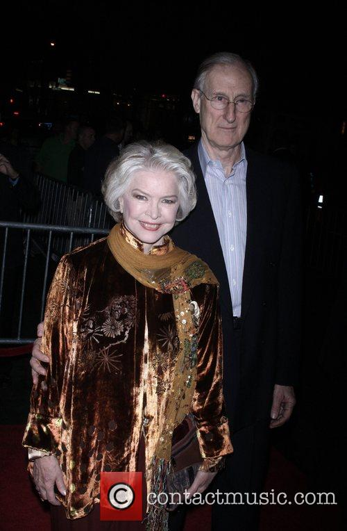 Ellen Burstyn, James Cromwell, Ziegfeld Theatre