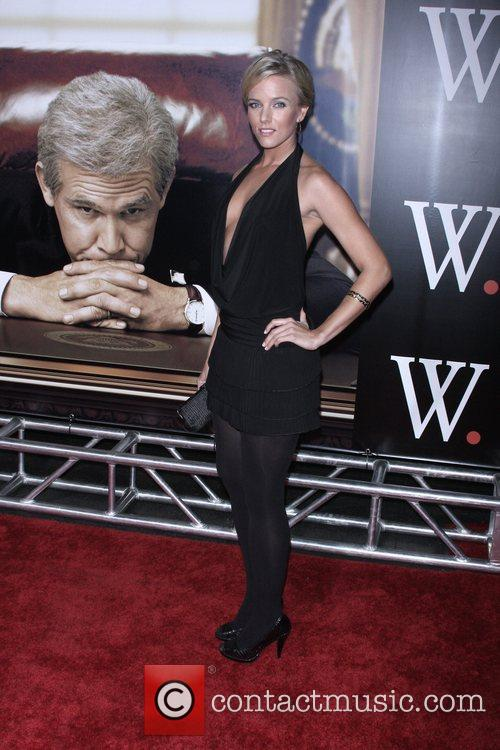 Guest New York Premiere of 'W.' at the...