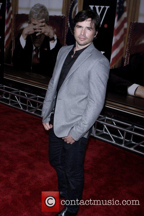 Matthew Settle New York Premiere of 'W.' at...
