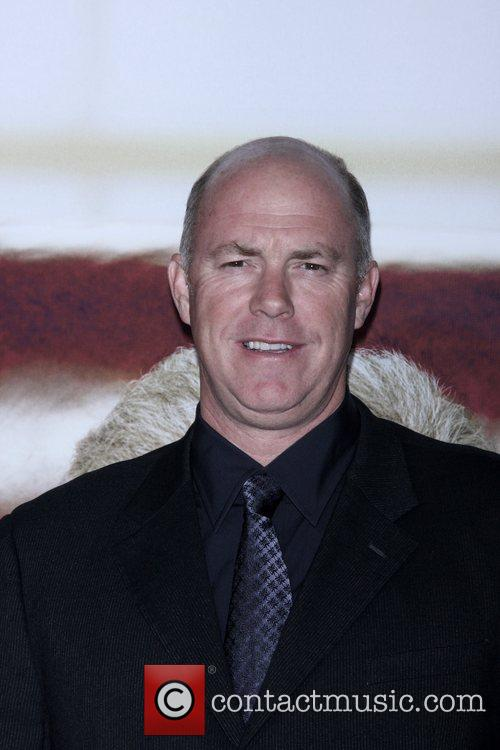 Michael Gaston New York Premiere of 'W.' at...