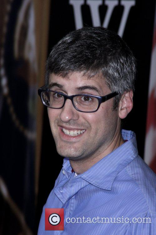 Mo Rocca New York Premiere of 'W.' at...