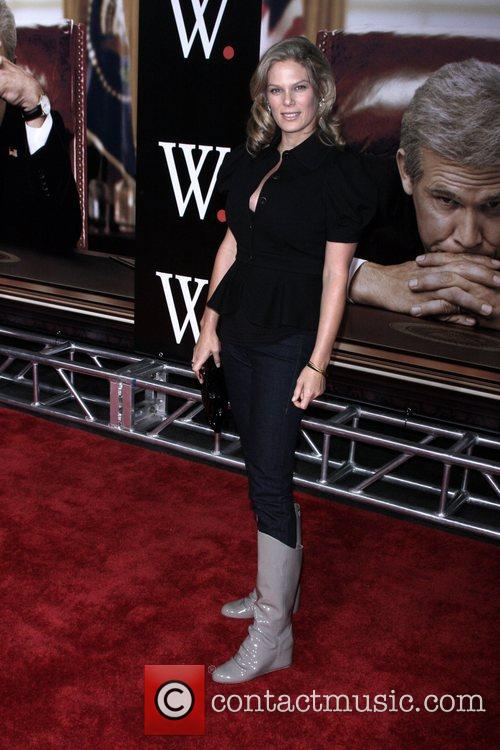Serena Altschul New York Premiere of 'W.' at...