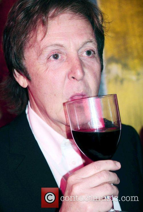 Sir Paul McCartney, Haymarket Hotel