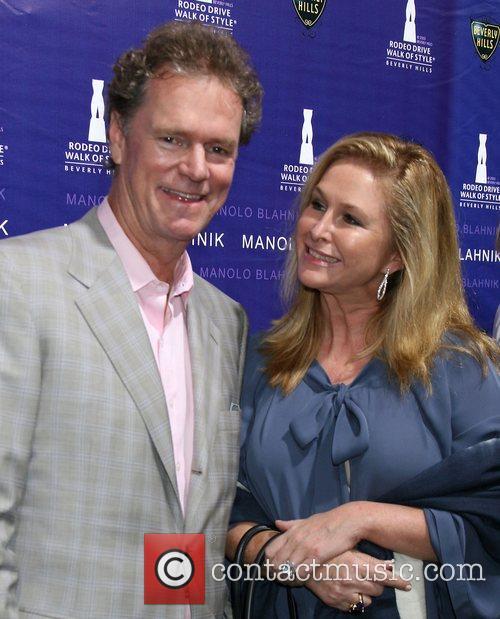 Kathy Hilton and Rick Hilton The Rodeo Drive...