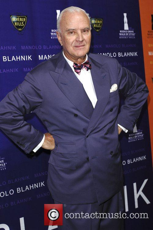 Manolo Blahnik The Rodeo Drive Walk Of Style...
