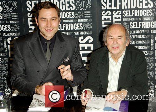 David Walliams and Quentin Blake 7