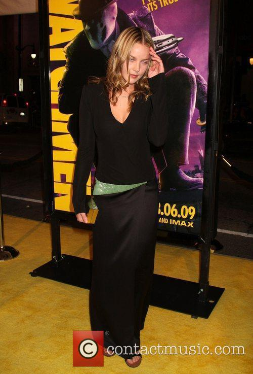 Abbie Cornish Los Angeles premiere of 'Watchmen' held...