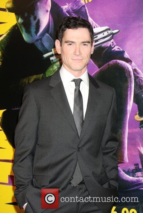 Billy Crudup  Los Angeles premiere of 'Watchmen'...