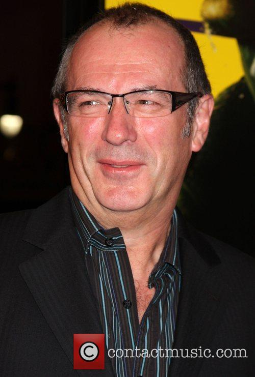 Dave Gibbons Los Angeles premiere of 'Watchmen' held...