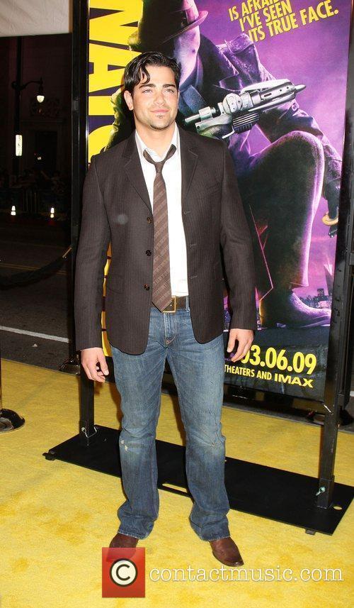Jesse Metcalfe Los Angeles premiere of 'Watchmen' held...