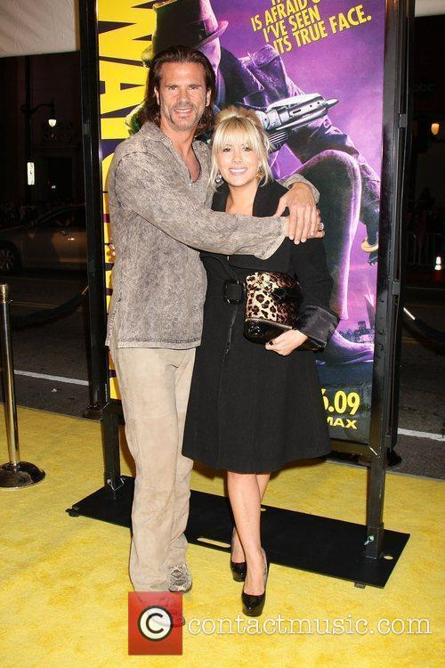 Los Angeles premiere of 'Watchmen' held at Grauman's...