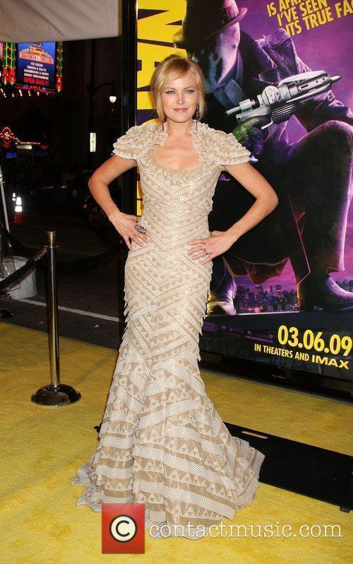 Malin Akerman  Los Angeles premiere of 'Watchmen'...
